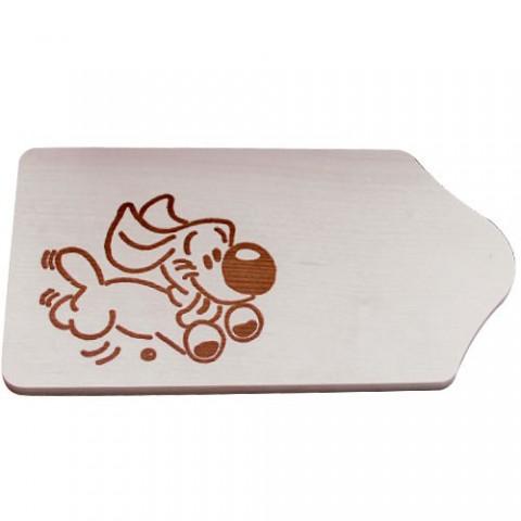 holz fr hst cksbrettchen hund kinder holzbrettchen mit gravur tiermotiv hund zum ausmalen und. Black Bedroom Furniture Sets. Home Design Ideas