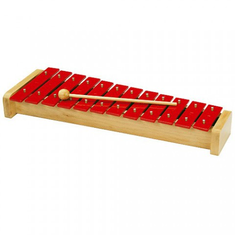 xylophone 12 notes instrument de musique pour enfants jeux et jouets maternelle instruments. Black Bedroom Furniture Sets. Home Design Ideas