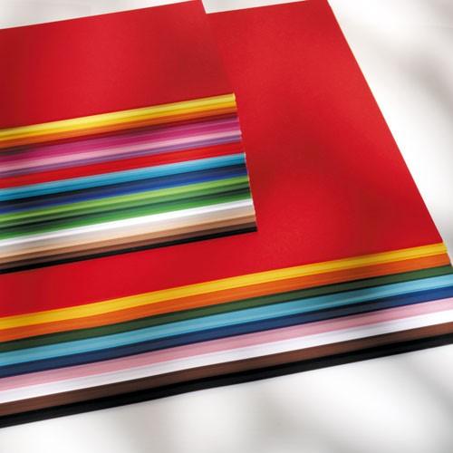papier carton couleur 130g 50x70cm brun fonce lot de 10 feuilles activit s manuelles papier. Black Bedroom Furniture Sets. Home Design Ideas
